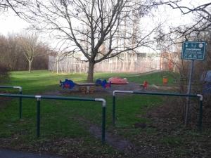 Spielplatz in Empelde (2)