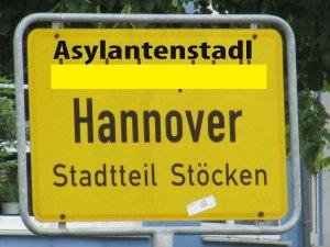 Asylantensadl Stöcken