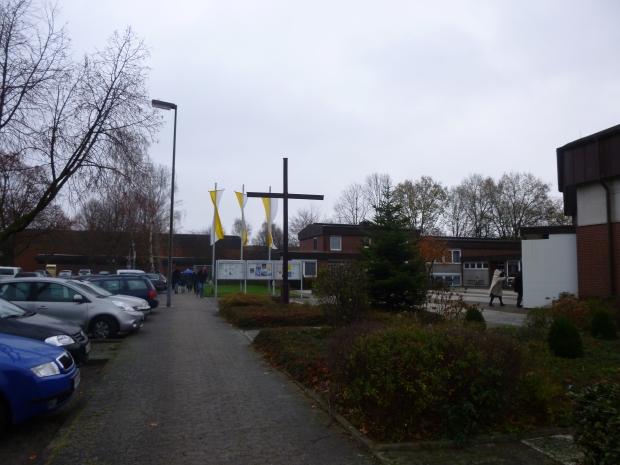 Kirche schule asylheim