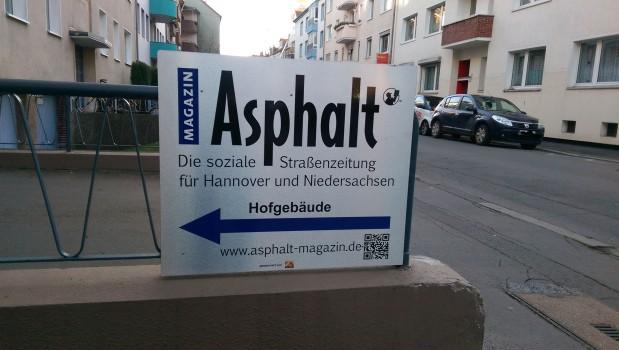 Asphalt Hallerstraße 3